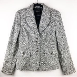 Escada Tweed Blazer - Size 36